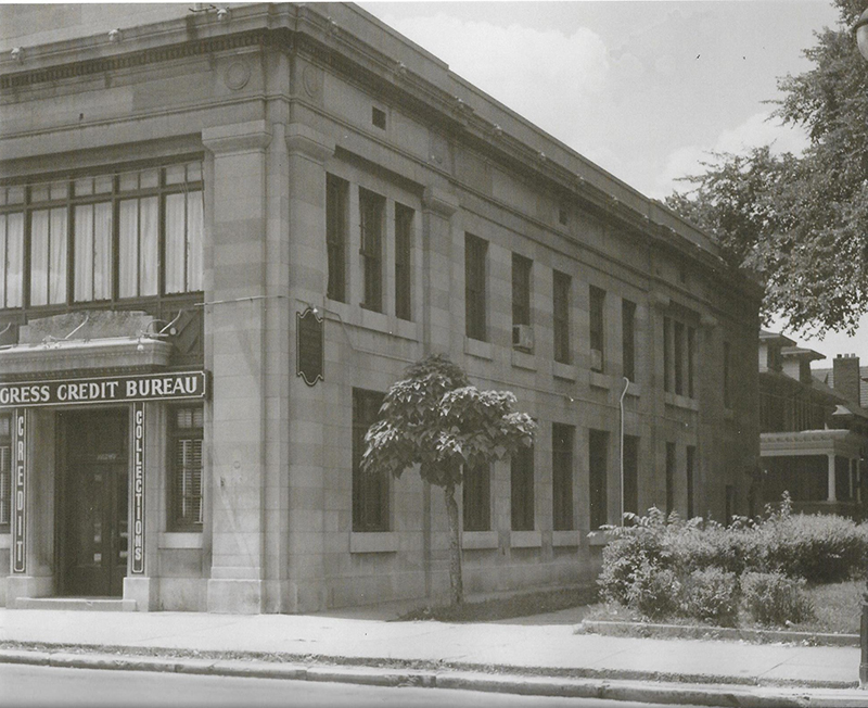 Congress Collection location in 1959