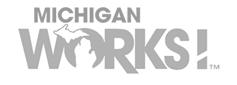 Gray Michigan Works logo